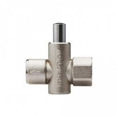 Клапан запорный кнопочный VE2-2
