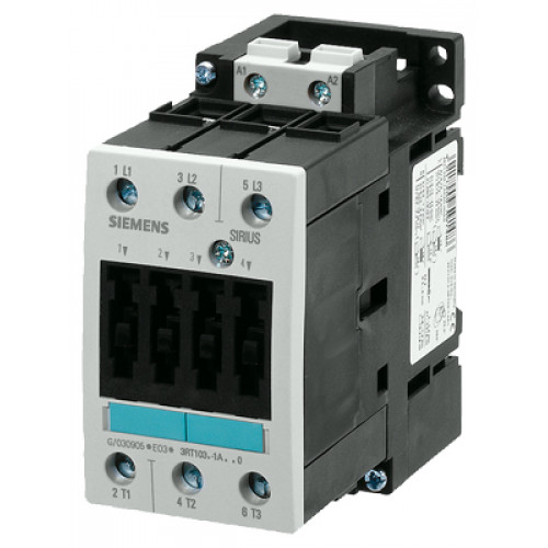 Контактор Siemens 3RT1034-1AP00