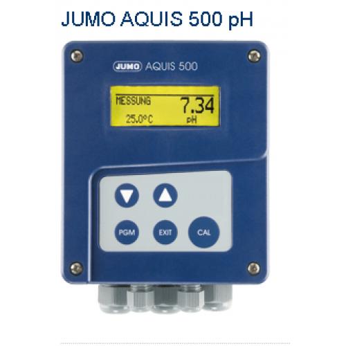 Измерительный pH-анализатор JUMO AQUIS 500 pH