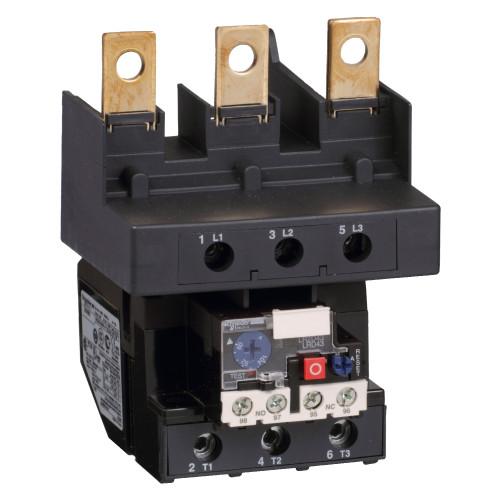 Пускатель магнитный Schneider Electric  LC1D80004F7 125А ~110В 1НО+1НЗ LC1D